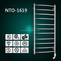 Beauty Salon Ladder Style Stainless Steel ELECTRIC HEATED TOWEL RAIL / HEATED TOWEL RACK