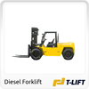 used 10 ton forklift