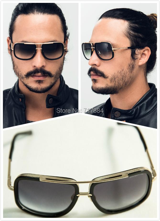b8da18fab59b DITA Sunglasses18k Gold Dita Mach One Matte Black Gold Dita ...