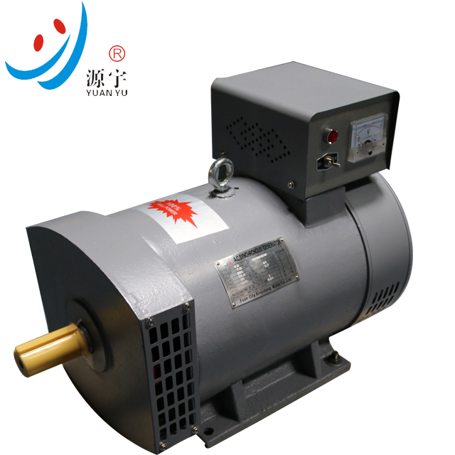 ST/STC series Single -Phase AC Synchronous Brush Generators/Alternator 15KW