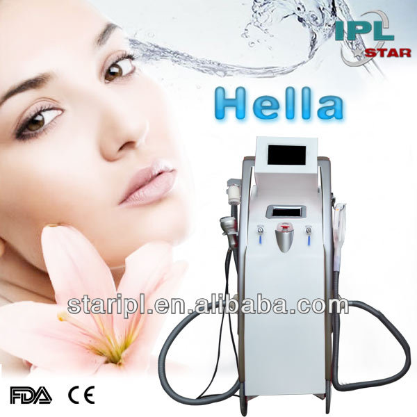 new products on china market multifunction beauty machine with 4 advanced technologies