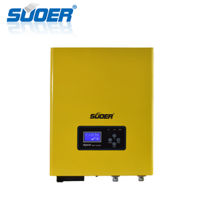 Suoer low frequency 3kva 50A PWM inverters 24/48V to 220v sinusoidal solar power hybrid inverter