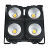 factory direct supply stage 4*100w led COB warm white stage blinder light
