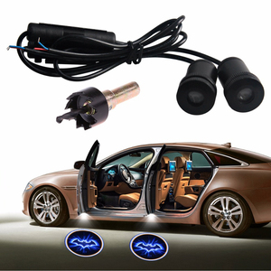 High quality car brands 5w DC 12v led car door logo laser projector light kit for all cars