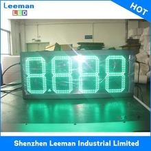 digital for supermarket message gas station price sign custom led display