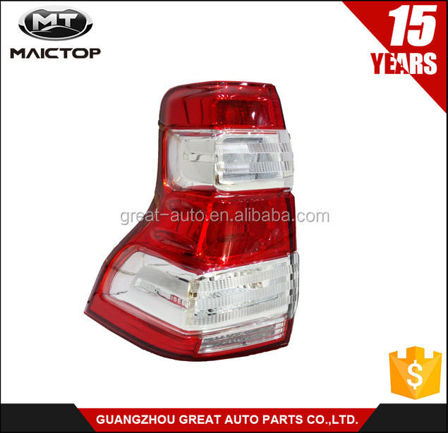 Good Quality Auto Parts Tail light Tail lamp for Land cruiser prado FJ150 GRJ150