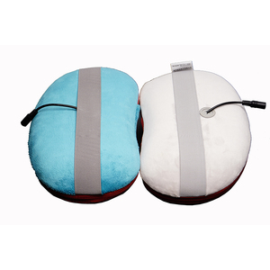 Factory Price of Battery Operated Car Home Massage Neck Pillow