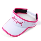 Fashion Cheap High Quality Embroidery Sun Visor Caps Running Sports embroidered Caps