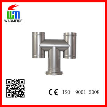 High Quality Cheap Chimney Hood stainless Steel End Cap For