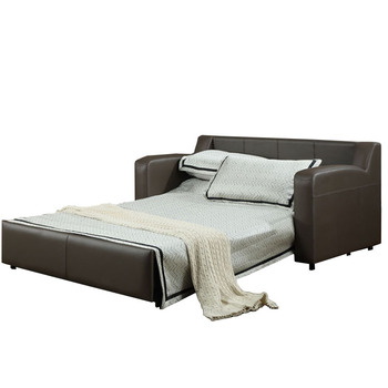 Modern Leisure Couch Bed Pu New Style Leather Sectional Sofa Pure Set