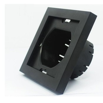 High quality electronic precision plastic instrument enclosure housing