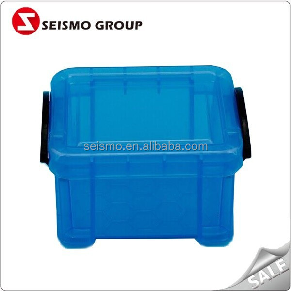 plastic box clear pvc small plastic containers with lids