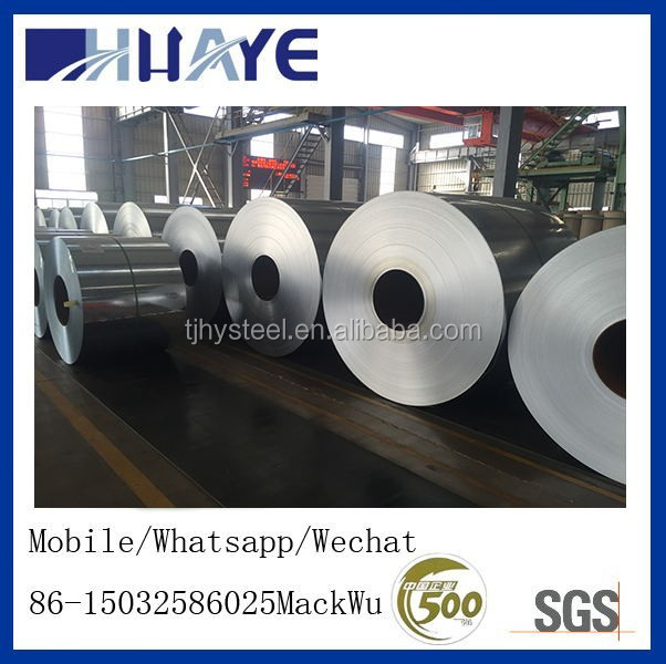 Deep Drawing SAE1010 Cold Rolled Steel Coil JIS G3141 SPCC Slit Edge