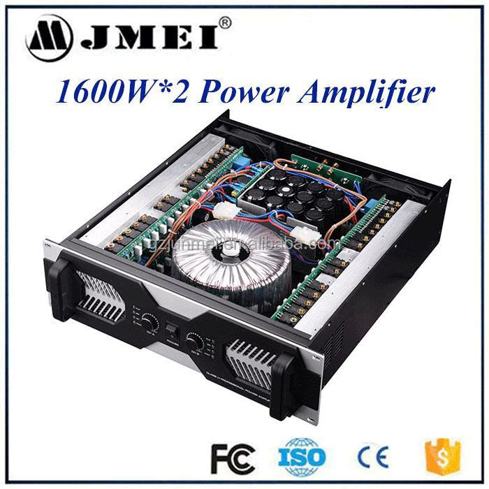 New High Quality Outdoor Sound Concert Systems for Subwoofers Audio Amplifier DJ Amplifier Price Professional Power Amplifier