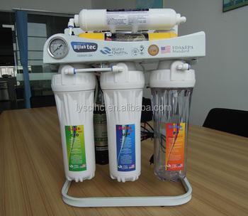 Home Drinking Pure Water Filter Machine/salt Water Purifier For Alkaline  Water