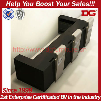 Wholesale Multifunctional Supermarket Checkout Counter And