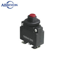 Motor Over Temperature Protection Resettable Thermal Overheat Overload Protector Switch Circuit Breakers