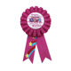 100% Polyester Ribbon Adhesive Birthday Award Satin Ribbon