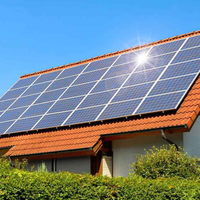 Supplier for school industry off grid Solar Panel Energy System Solar power System