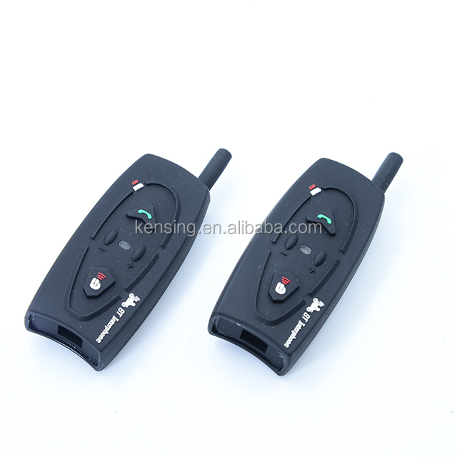 500 Mi Bluetooth interphone Interphone de Casque de Moto v2-500 pour deux RidersLow prix 500 m bt casque moto casque