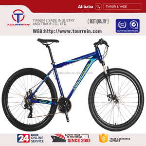 29er mountain bike 21spd alloy frame disc brake
