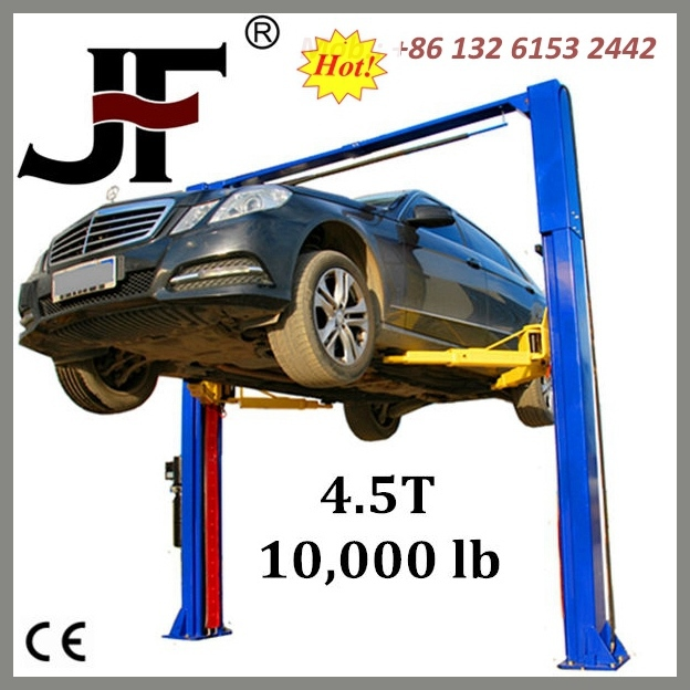 Budget Price electric used 2 post car lift for sale