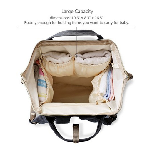 Osgoodway China Suppliers Professional Factory Direct Sale Multifunctional Mommy Bags Baby Diaper Bags