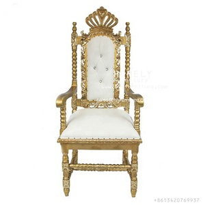 Retail Desirable Lovely manufacturing throne chairs HY-K206