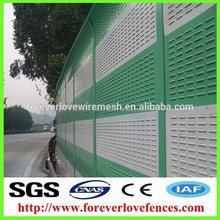 China vendors factory noise reduction barrier/barrier fence