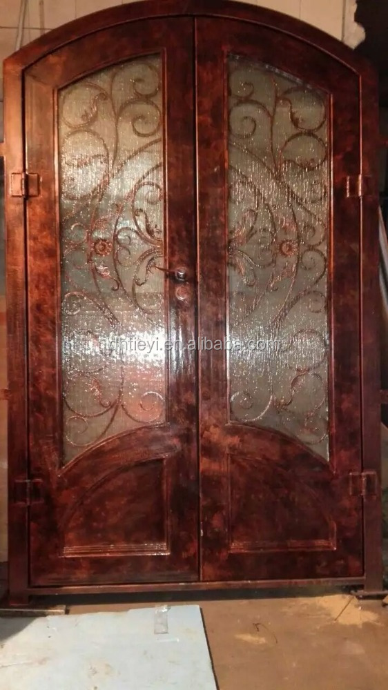 Wrought Iron Front Doors Wrought Iron Front Doors Suppliers And