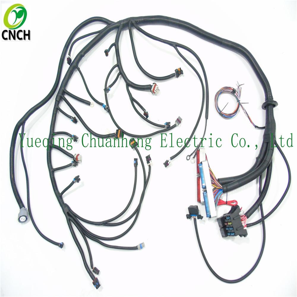 Ls1 Swap 4l60e Transmission Standalone Wiring Harness Diy - Buy Ls1  L E Wiring Harness on
