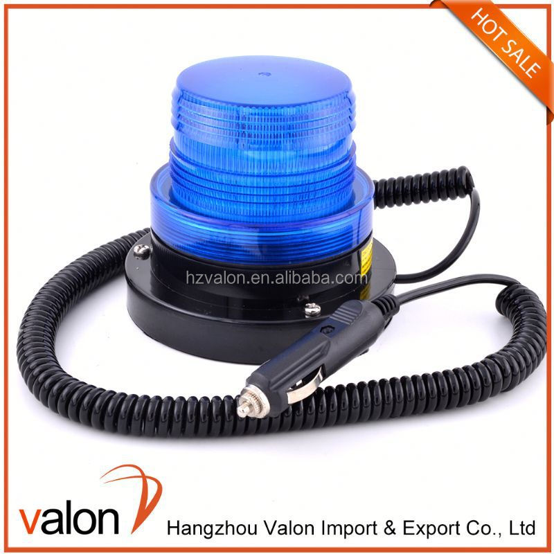 Quality Guaranteed factory directly designer outdoor led blue strobe light