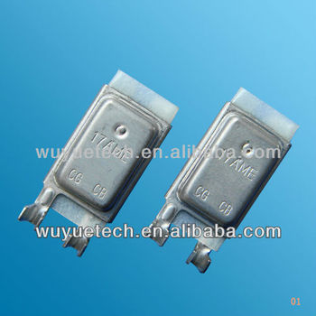 17ame thermal protector for dc electric motors 24 volt for Electric motor thermal protection