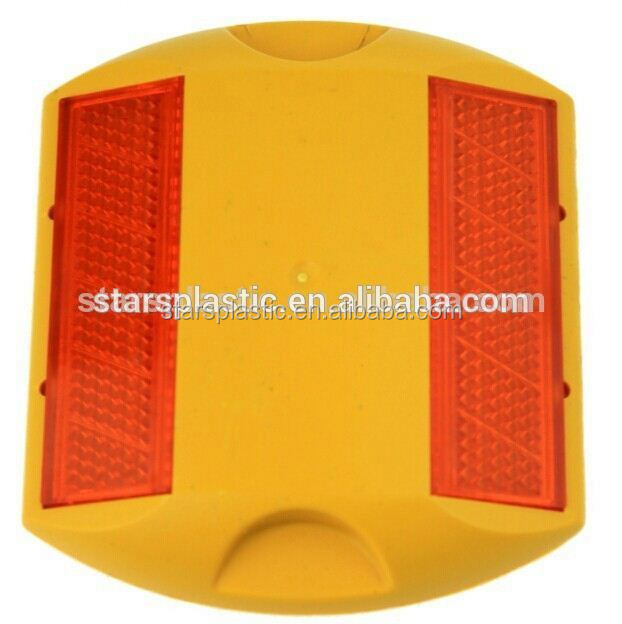 RS-A08-007 Plastic 3M reflective pavement marker