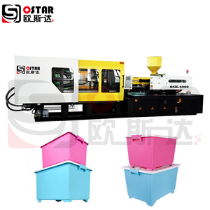 Trade Assurance husky plastic injection molding machine homemade