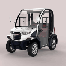 4 wheels mini car electric car electric passenger vehicle with low price