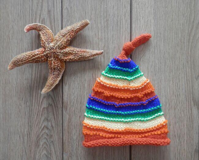 Бесплатная доставка, Новорожденных фотография опоры ручной радуга эльф эльфа шляпы шапки пом. Шапочки для мальчик девочка