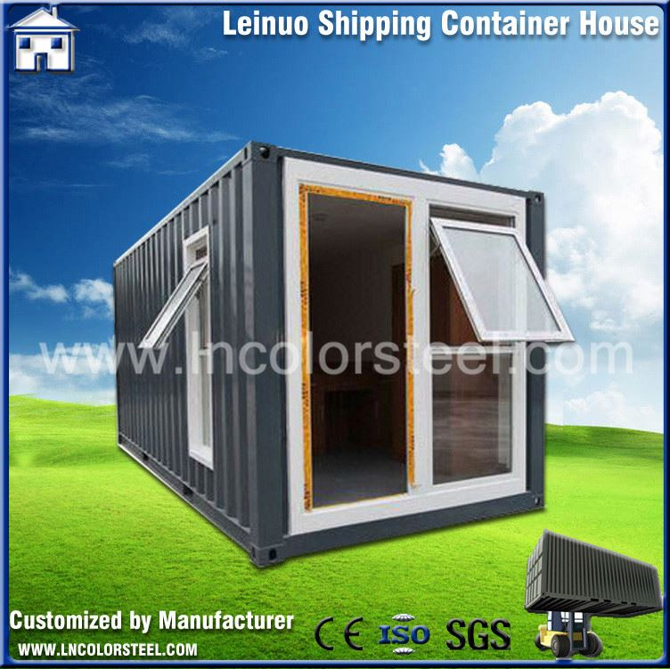 factory price steel structure house shipping container as shop