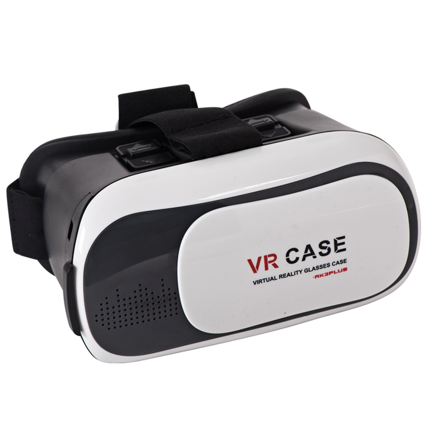 Virtual Reality 3D Headset VR Headset for 3D Movies,Video and Games,VR Glasses Suitable for LG HTC Motorola iPhone Samsung Note Galaxy Smartphones
