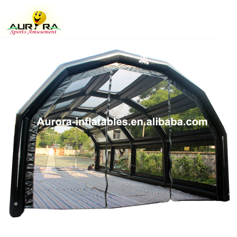 Large Inflatable Baseball Training Cage Inflatable Baseball Batting Cages Sport Games Inflatable softball batting field