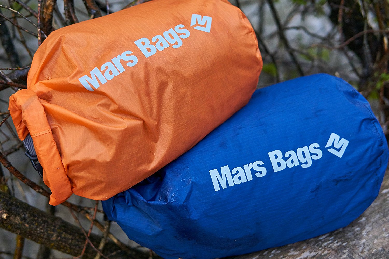 Get Quotations · 2-Pack - Dry Bag Waterproof Bag-Small -Fits Perfectly in  Your Backpack e695a44dde576