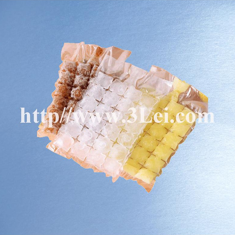 Plastic Ice cube bag, Ice making LDPE bag