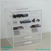 China Manufacturer Wholesale Acrylic 7 Drawer & Clear Makeup Organizer