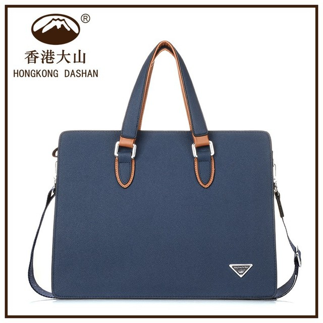 86d34c7c697 2013 manufactory supplier wholesale men bags classic leather branded man  laptop straps bags briefcase messager men