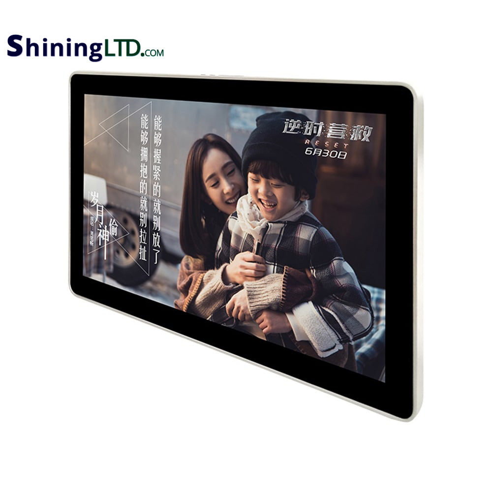 24 inch tft lcd car tv <strong>monitor</strong> with hd-mi input