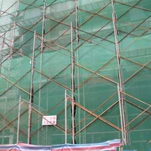 2018 Hot Selling PP Knotless Construction Safety Netting