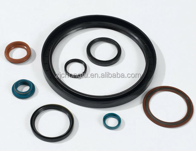Automotive high performance oil filter seal