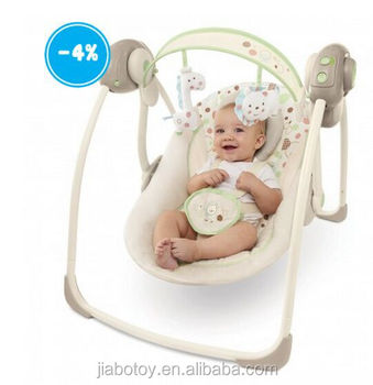 Baby Bouncer Rocker With Toysfolelectric Baby Swing Chair Baby