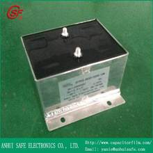 Dry Type DC Impulse Capacitor 2.2uF 2000VDC Epoxy Pulse Capacitor