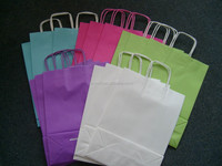 LUXURY PAPER GIFT PARTY BAGS KRAFT WITH HANDLE - HEN LOOT BIRTHDAY WEDDING BAGS